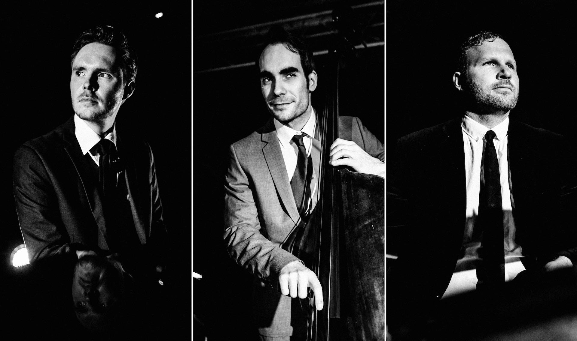 Jazz-Piano Trio Triority - Frank Adelt, Maximilian Ludwig, Janosch Korell