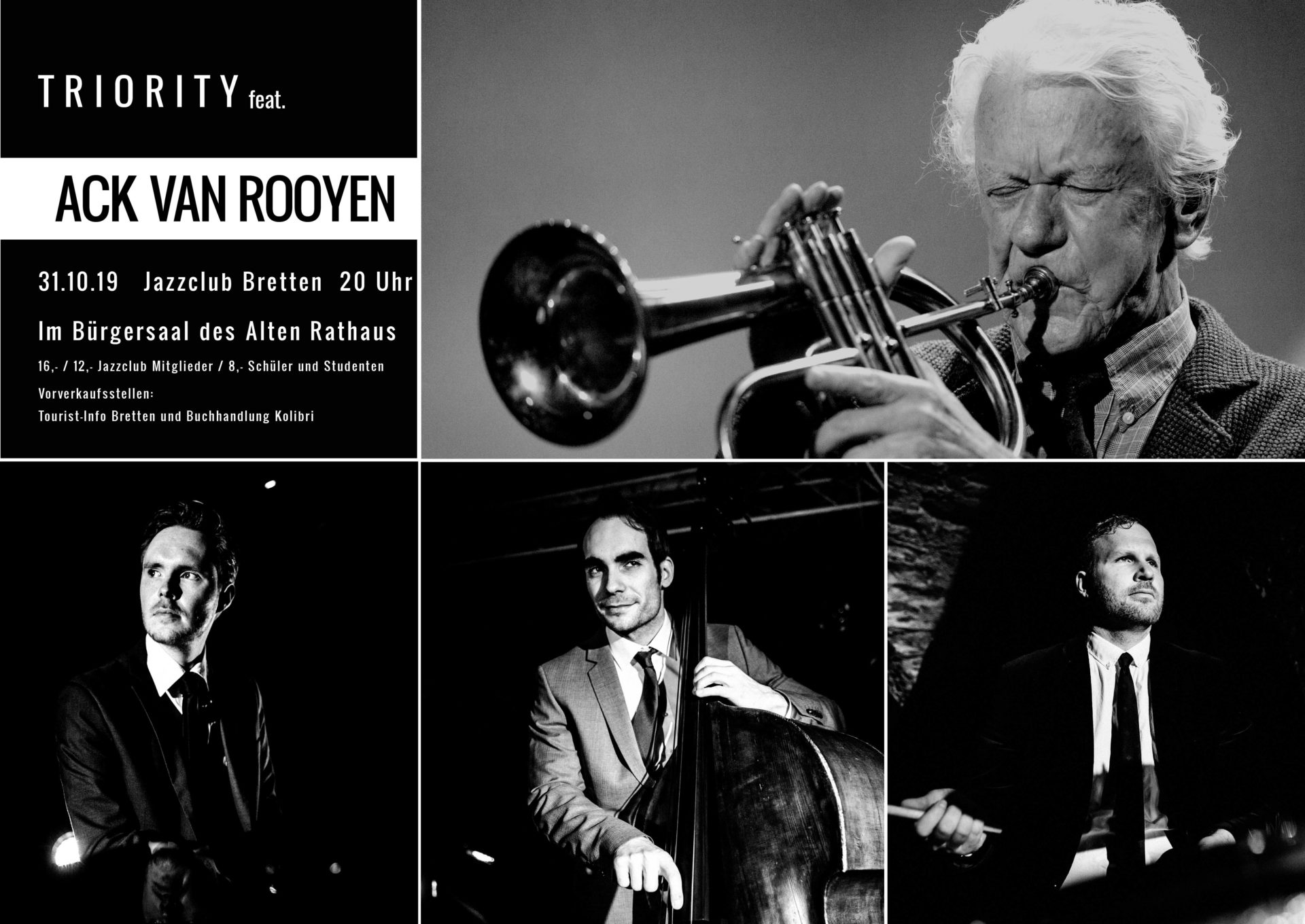 Triority feat Ack van Rooyen -Bretten
